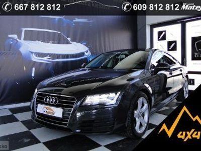 używany Audi A7 I (4G) *3.0 Benzyna 300KM*SALON PL*4x4*Automat*S-Line*Zad