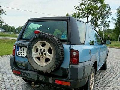 używany Land Rover Freelander 1.8 4x4