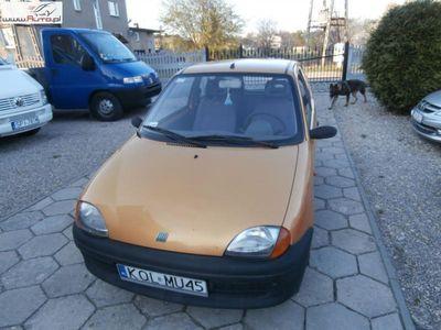 używany Fiat Seicento Seicento (600) 0.9dm3 40KM 1999r. 205 000km sprzedambenzyna