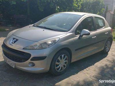 używany Peugeot 207 LPG 1.4