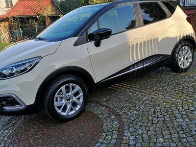 używany Renault Captur 2019 z gwarancją