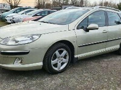 używany Peugeot 407 2.0 HDI Presence n.gama