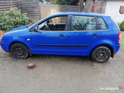 używany VW Polo 1.2 do naprawy