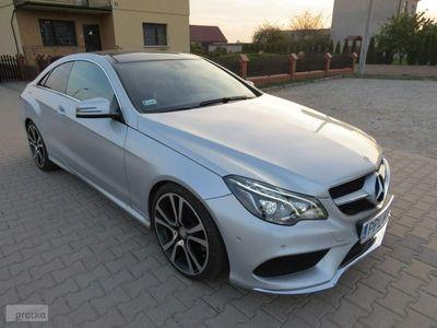 używany Mercedes 260 Klasa E W212 3.0 CDIKM Pakiet AMG Model 2016