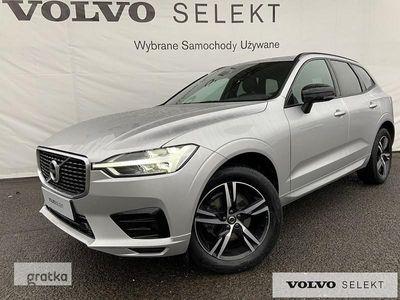 używany Volvo XC60 I D4 AWD R-Design,BLIS, Dealer, ASO,Gwarancja,FV23%, Szczecin