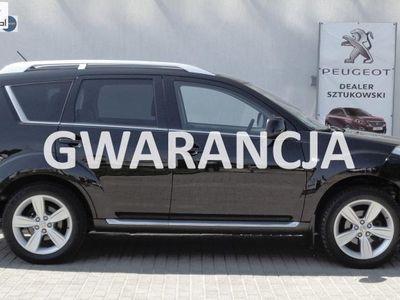 używany Peugeot 4007 2.2dm3 156KM 2011r. 114 196km 7 Osób Automat 4x4 Dealer Gwarancja