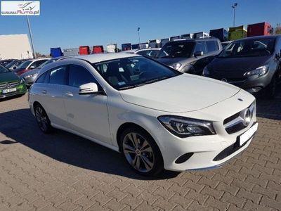 używany Mercedes CLA220 Inny 2dm3 183KM 2017r. 25 595km Benz4Matic, Benzyna, Automat,FV 23%, Gwarancja!!