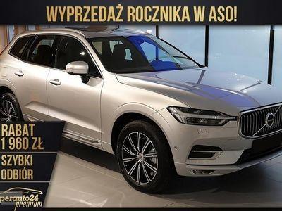 używany Volvo XC60 I 2.0 B5 AWD (264KM) | INSCRIPTION + Light + Park Assist | WYPRZEDAŻ !, Chorzów
