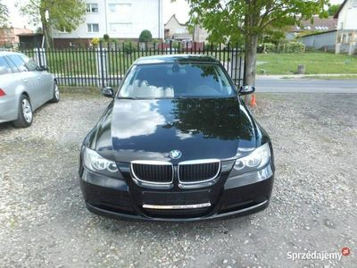używany BMW 320 2.0 143ps, Serwisowany, Pewny przebieg, Bardzo dobry