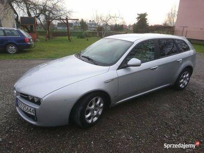 używany Alfa Romeo 159 1.9 jtdm 150 km