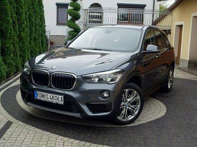 używany BMW X1 2dm 190KM 2017r. 159 000km