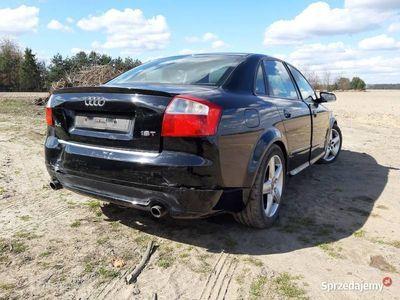 używany Audi A4 B6 S-line 1.8 T BEX 190 KM Anglik