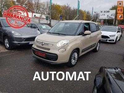 używany Fiat 500L 1.3 MultiJet 85 KM, Klimatyzacja, Bluetooth, Isofix, Alufelgi, Łopat