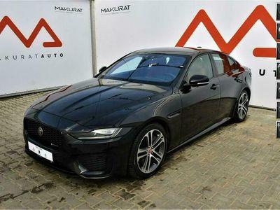 używany Jaguar XE P.salon, FV23%, ASO, AWD, R-Dynamic, Skóry, LED, El. fotele, Kamera I (2014-)