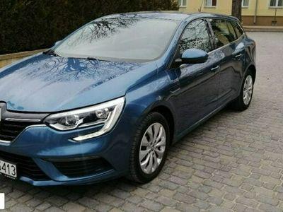 używany Renault Mégane 1.2dm 100KM 2016r. 160 000km
