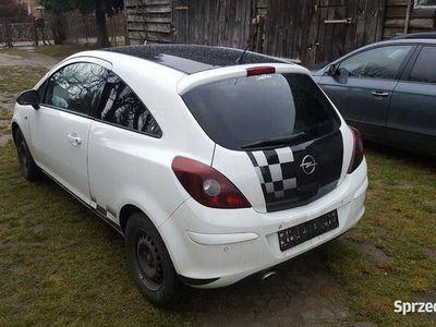 używany Opel Corsa d, kolor auta Race Color