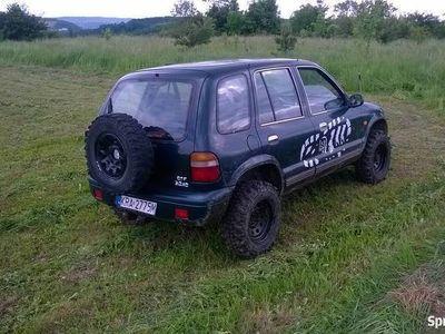 używany Kia Sportage I, Hak, 1996r, 2,0 LPG, Teren 4x4