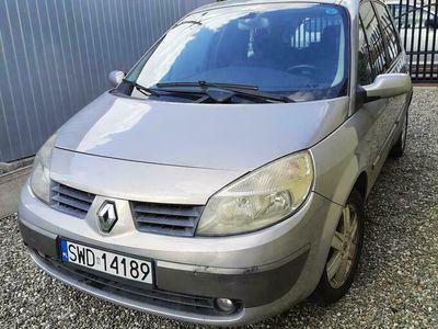 używany Renault Scénic II 1.5 dci 101 km