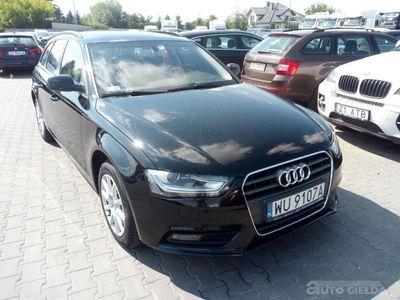 używany Audi A4 A4 kombikombi