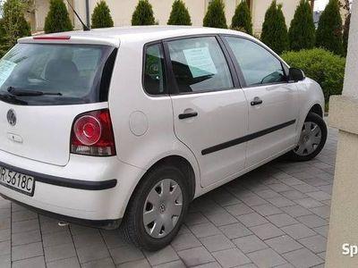 używany VW Polo IV 4 LIFT 1.4TDI 80KM 2007r + opony letnie/z