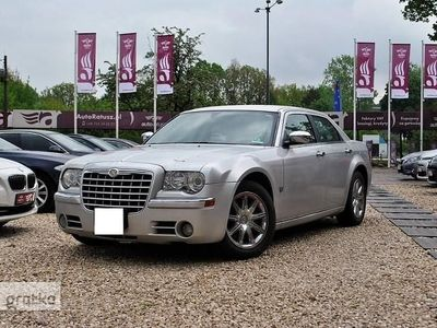 używany Chrysler 300C 5,7 HEMI/ bezwypadkowy 119 tyś mil zarejestrowany w PL