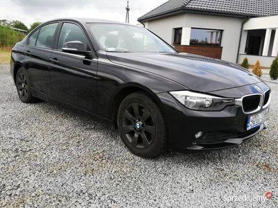 używany BMW 320 F30 d Shadow Line / Manual / Zarejestrowane / Zamiana