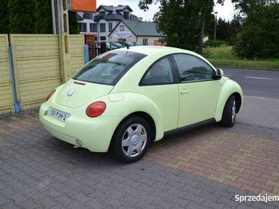 używany VW Beetle New2.0i 116KM Klimatyzacja OPŁACONY I (1998-2010)