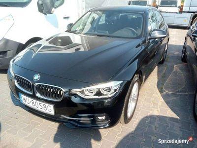 używany BMW 318 2dm 150KM 2018r. 14 559km