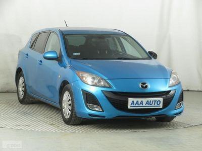 używany Mazda 3 II Klima, Klimatronic, Tempomat ,Bezkolizyjny, Parktronic