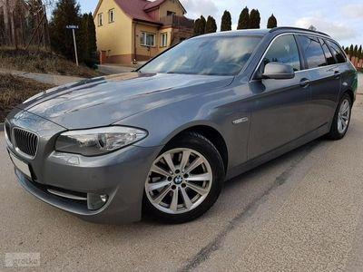 używany BMW 520 seria 5 2dm3 163KM 2012r. 243 000km d ! Oryginalny lakier ! Skóra ! Navi ! Kombi !