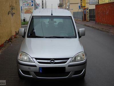 używany Opel Combo C Gaz Sekwencja