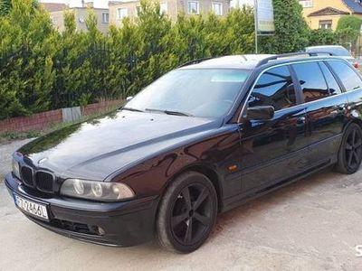 używany BMW 525 E39 D 200KM POLIFT
