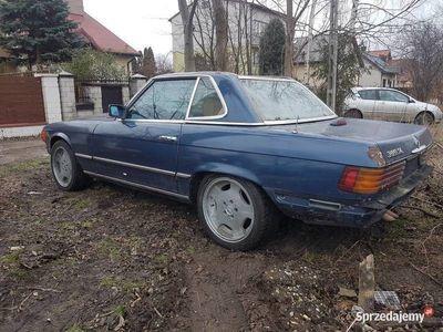 używany Mercedes SL380 R107 Lorinser