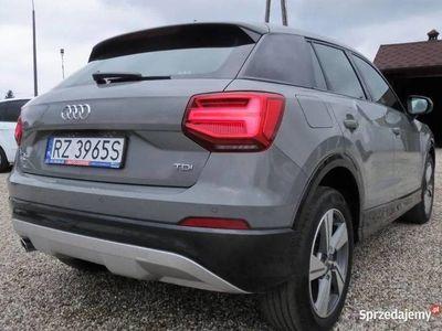 używany Audi Q2 1.6