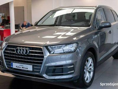 używany Audi Q7 3dm 218KM 2017r. 39 122km