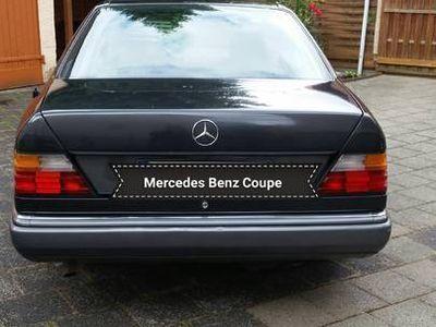 używany Mercedes 230 W124 CECupe