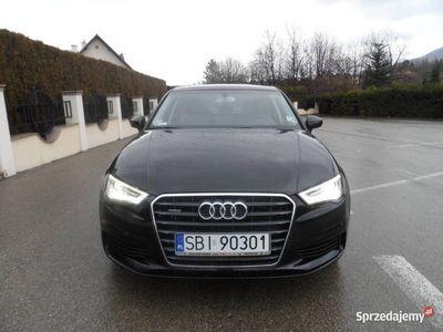 używany Audi A3 III (8V) *2,0 benzyna * Quatro * 4x4* Sedan *