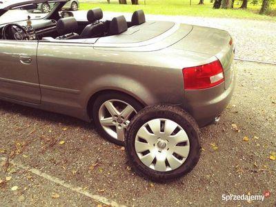 używany Audi A4 Cabriolet b6 1.8 turbo benzyna