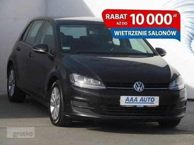 used VW Golf Sportsvan  Salon Polska, 1. Właściciel, Serwis ASO, VAT 23%, Xenon,