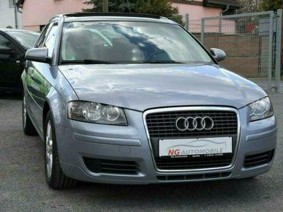 używany Audi A3 Sportback Bogate wyposażenie Navi Panorama 8P (2003-2012)