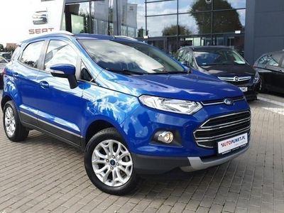 używany Ford Ecosport 1dm 125KM 2017r. 30 379km