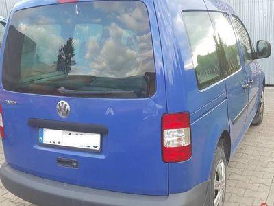 używany VW Caddy 1.9 TDI zadbany