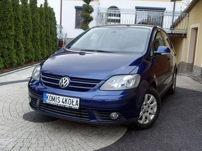 używany VW Golf Plus 2dm 140KM 2007r. 197 000km