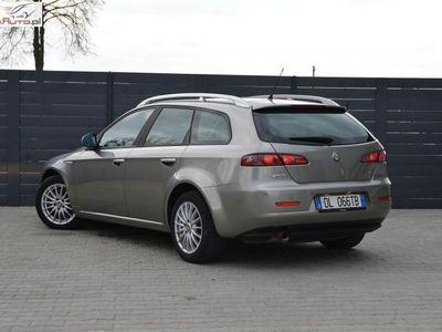 używany Alfa Romeo 159 1.9 1.9 JTDM Distinctive 150KM Automat Koszt Rejestracja 256zł automatyczna klima.