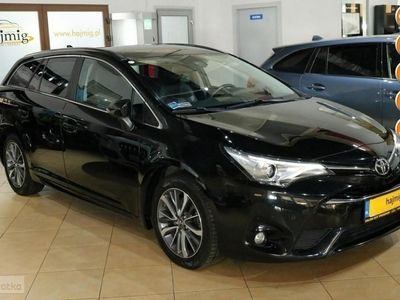 używany Toyota Avensis 2dm3 143KM 2016r. 108 000km Premium + Pakiety, NAVI, Gwarancja x 5, Salon Polska Faktura VAT 23