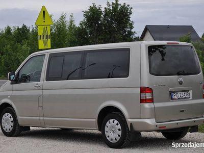używany VW Caravelle 2.5 TDI 8 OSOBOWA Krajowa Bezwypadkowa