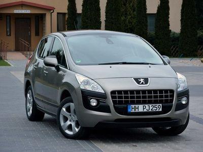 używany Peugeot 3008 2dm 150KM 2010r. 170 502km
