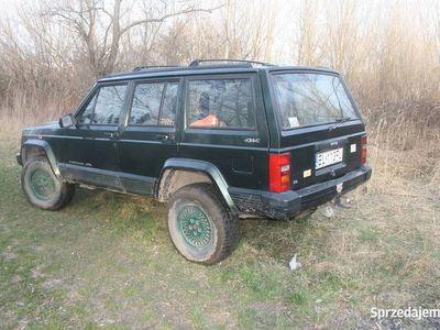 używany Jeep Cherokee XJ