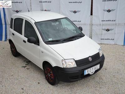 używany Fiat Panda Panda 1.2dm3 60KM 2010r. 92 000kmVAN ciężarowy