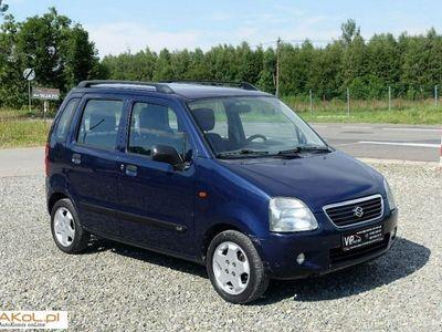używany Suzuki Wagon R+ 1.3dm 76KM 2001r. 117 000km